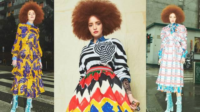 Stella Jean otkriva šarolik svijet raskošnih haljina i jarkih boja