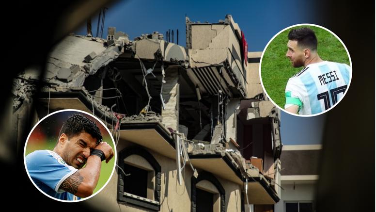 Čekaju Messija i Suareza, ali po Tel Avivu iz Gaze padaju rakete
