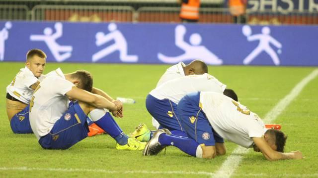 Drama penala odnijela Hajduku Europu: Maccabi je prošao dalje