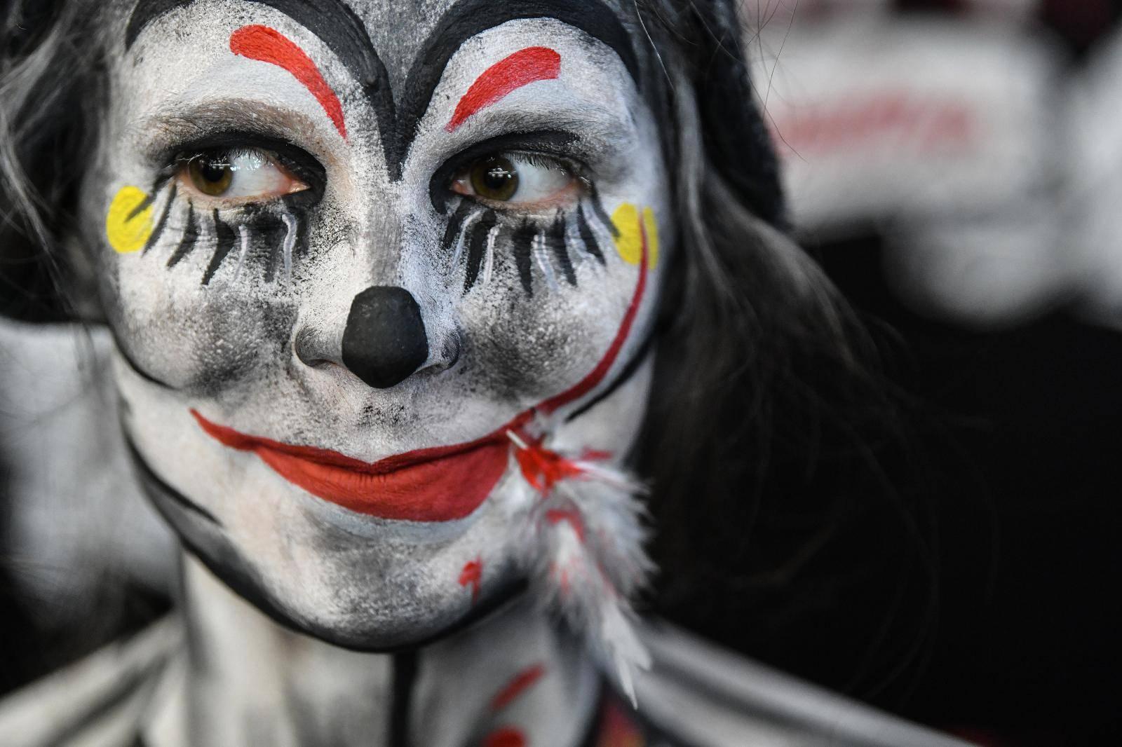 Zagreb: Prvenstvo Hrvatske u bodypaintingu održano u sklopu Beauty & Hair Expo