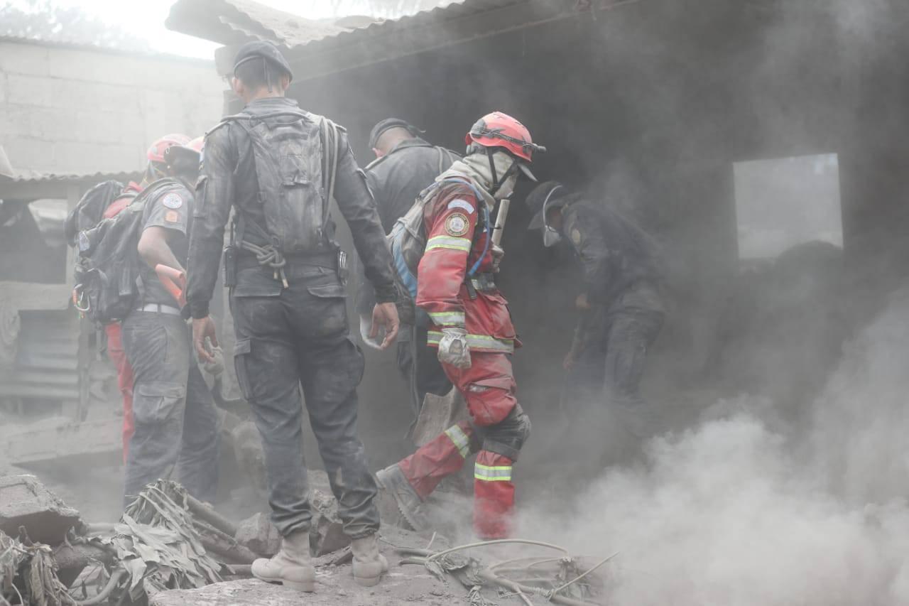 Hrvat iz Gvatemale: Ako padne kiša, pepeo će postati cement
