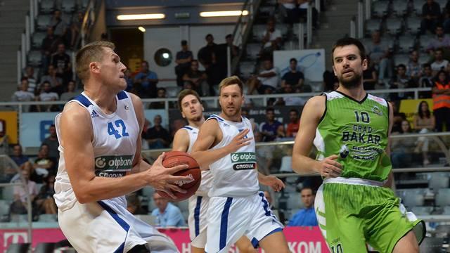 Budućnost bolja u Podgorici: Zadar se držao do poluvremena