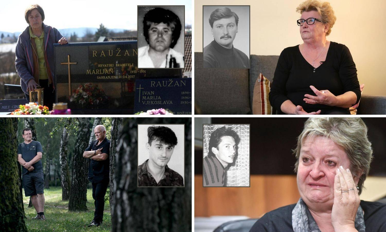 Obitelji našle spokoj: Nikada ne smijemo odustati od nestalih