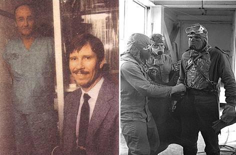Odred samoubojica: Tri heroja spasila su Europu od radijacije