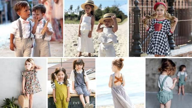 Preslatke modne kombinacije za curice i dečke - isprobajte ih