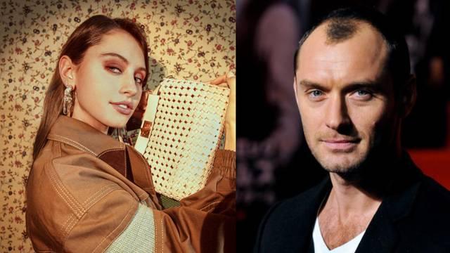 Slavni tata Jude Law ponosan je na kćerku u novoj Fendi kampanji