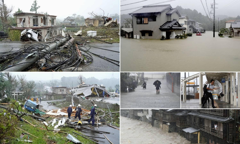 Tajfun Hagibis prijeti Japanu: Milijun ljudi čeka na evakuaciju