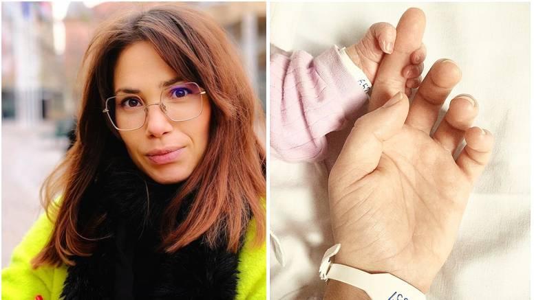 Glumica Lana Gojak postala je majka, rodila je kćerku Pinu