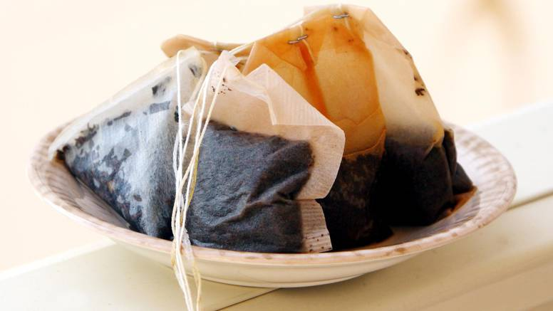 Ne bacajte vrećice čaja: Postoji puno razloga zašto ih možete još malo iskoristiti u kućanstvu