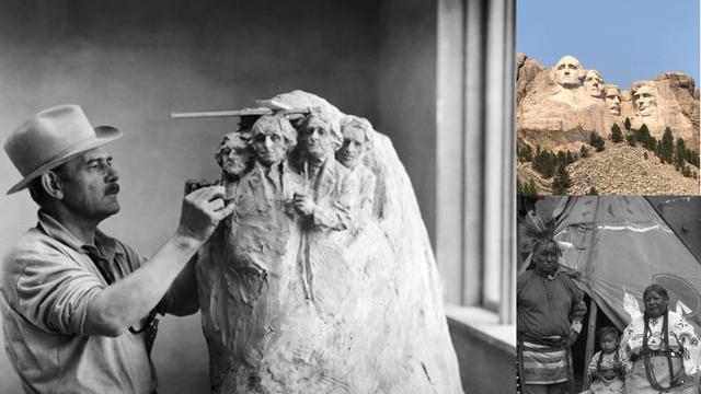Planina Rushmore: Glave bivših predsjednika klesalo 400 ljudi