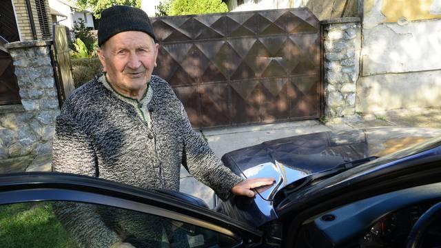 Adam (91): Vozim auto svaki dan i sanjam o reformi školstva
