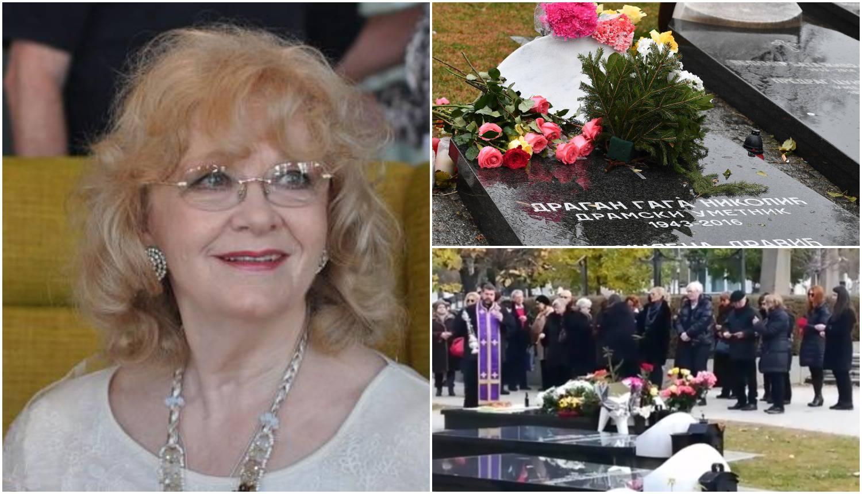 Tuga na grobu: Svi plakali kada je Seka donijela Mileni ruže...