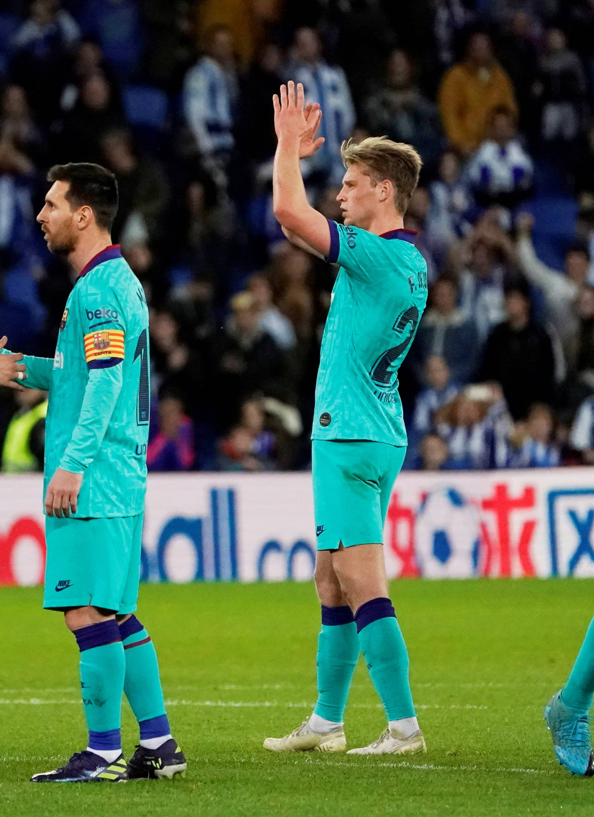 Ter Stegen prokockao pobjedu Barce: Real može preuzeti vrh!