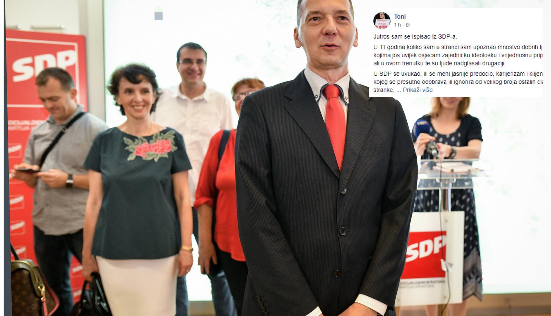 SDP-ovac: Članstvo je izabralo luzere koji ne mogu voditi bitke