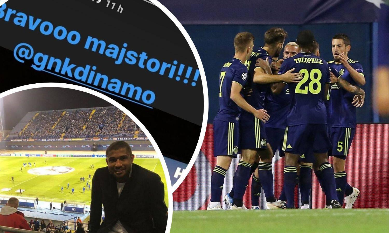 Sammir na Maksimiru, Dinamu su čestitali Pivarić, Hezonja,...