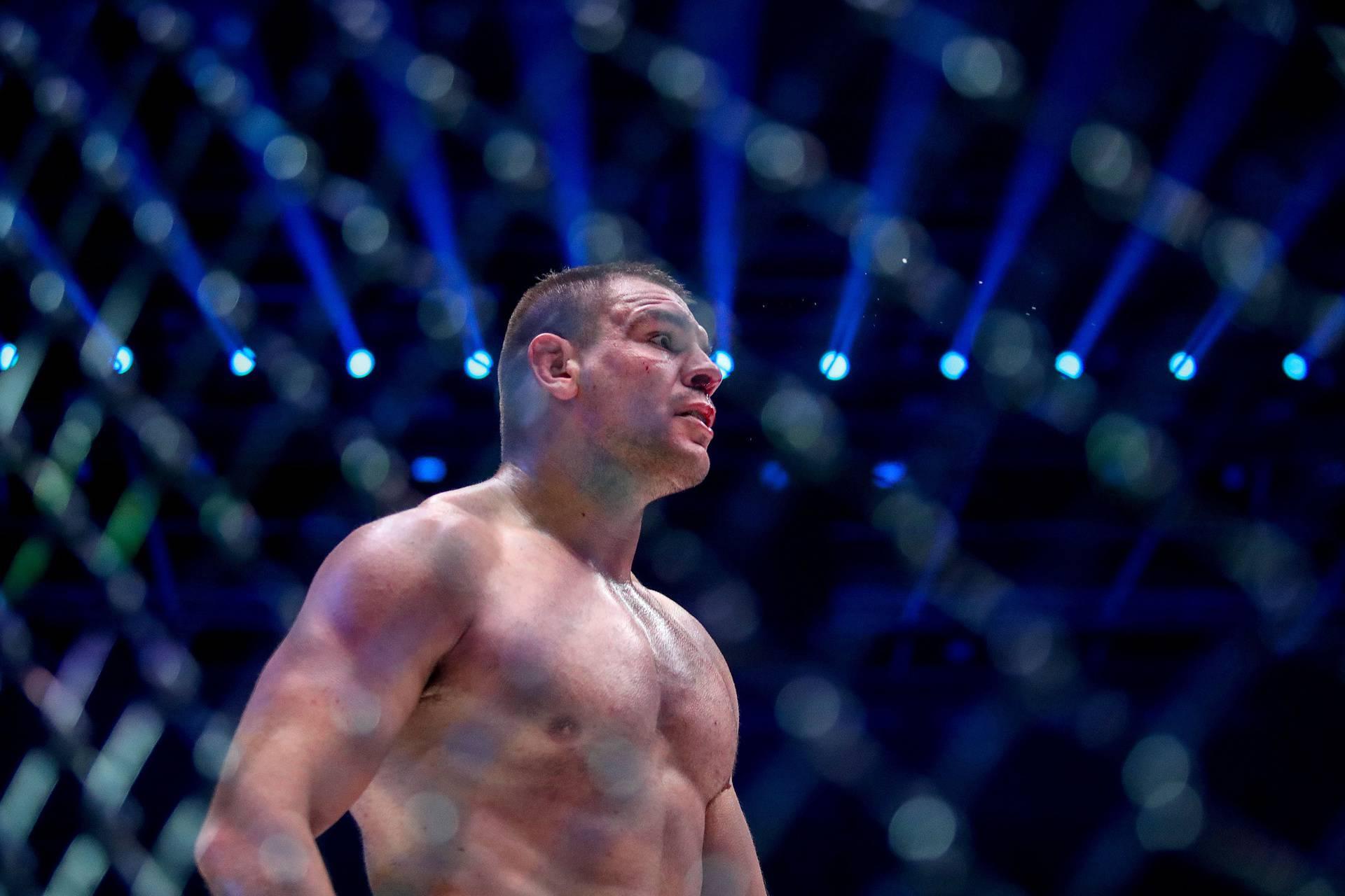 Ante 'Walking Trouble' Delija: 'UFC je moj san, to ću i ostvariti, a Mirko mi je puno pomogao...'