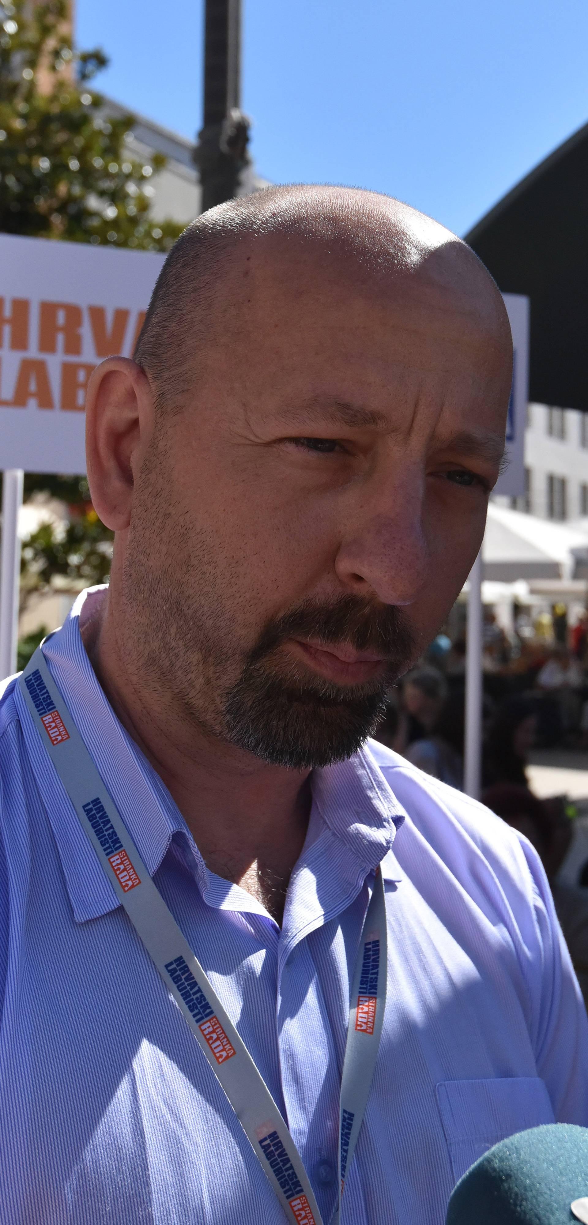 David Bregovac iz Rijeke novi predsjednik Hrvatskih laburista