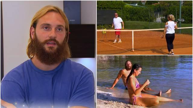 Ivona i Kristijan u 'Braku na prvu' si nisu kliknuli, a Goga i Bernard povezali su se na tenisu