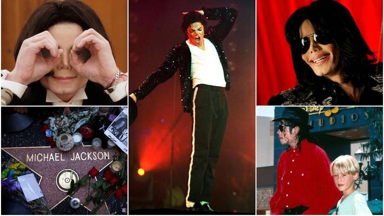 Michael Jackson zabavljao je javnost glazbom, Moonwalkom, ali i privatnim kontroverzama