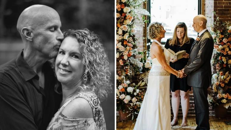 'Moj suprug ima Alzheimera i zaboravio je da smo u braku, a onda me je ponovno zaprosio'