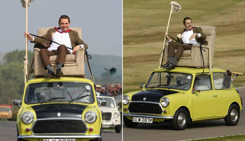 Prodaje se auto Mr. Beana na aukciji: Cijena je 380.000 kuna