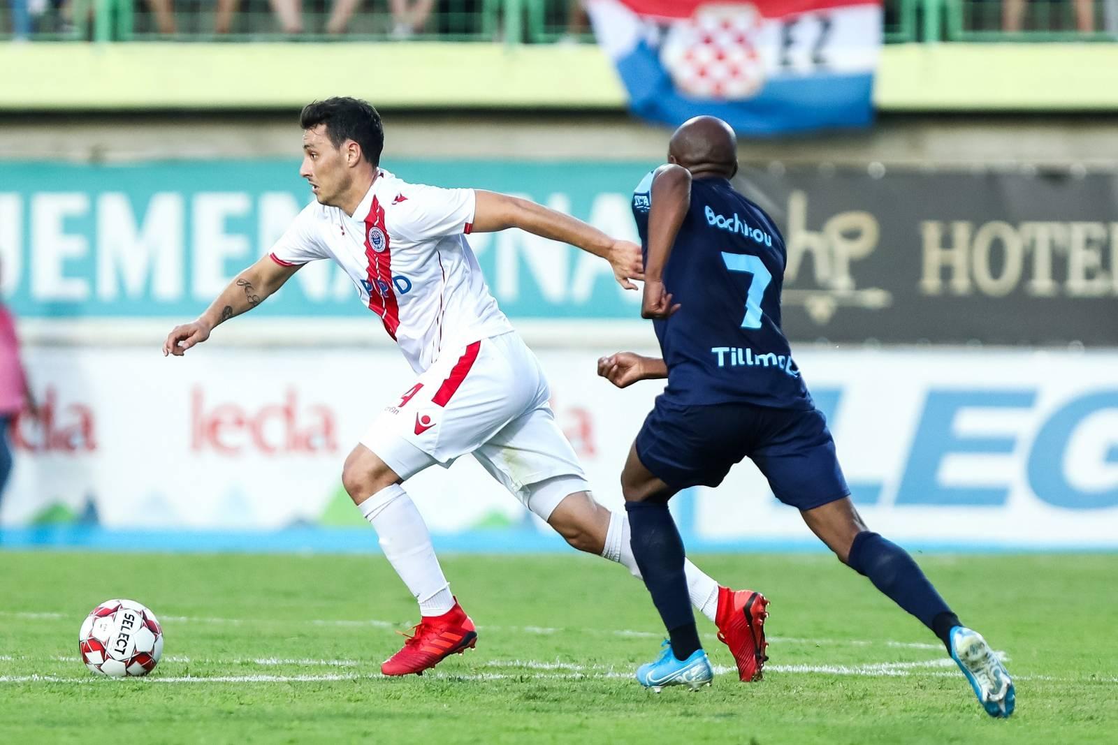Široki Brijeg: Uzvratna utakmica 3. pretkola Europske lige između Zrinjskog i Malmoa