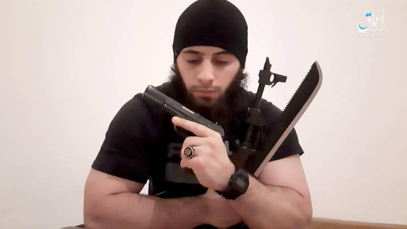 Uhićen muškarac povezan s terorističkim napadom u Beču