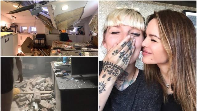 Severinina prijateljica treba pomoć: Razoren joj cijeli studio