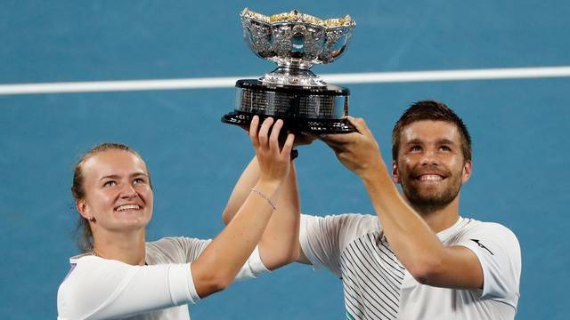 Tennis - Australian Open - Mixed Doubles Final