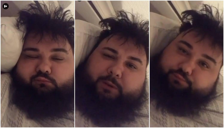 Zapušteni Houdek: 'Nakon ove karantene idem se prvo ošišati'