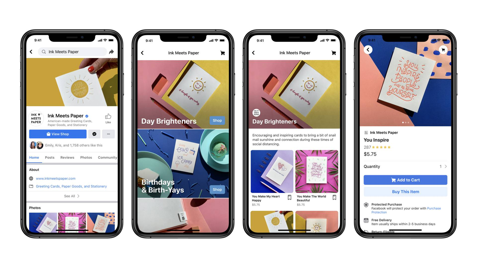 Facebook ima novu značajku: Zuckerberg otvorio FB Shop