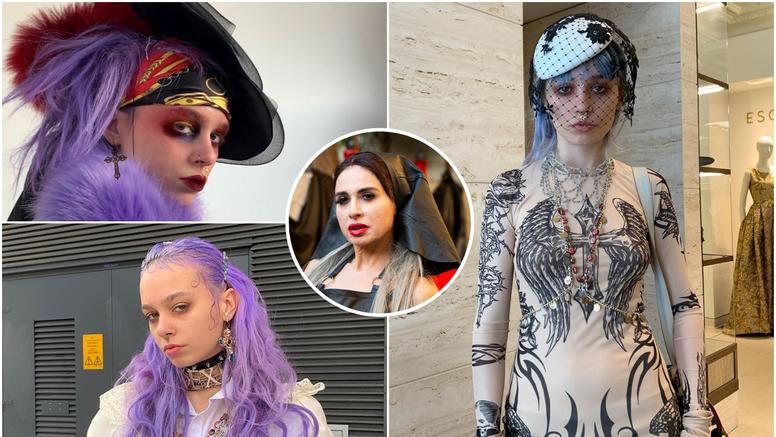 Kći vampirice bavi se modom i živi u Londonu: Jako smo slične