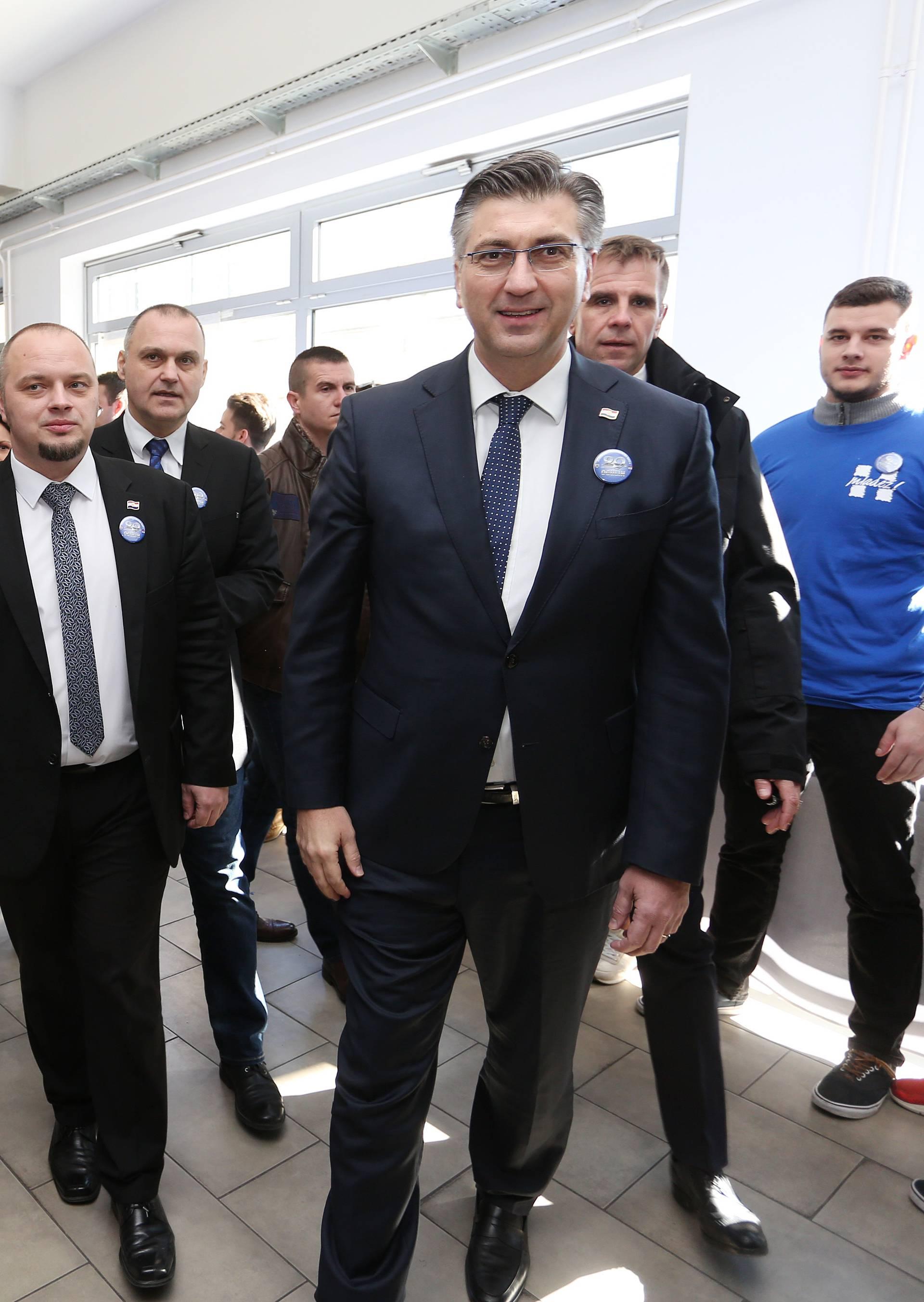 Ogulin: HDZ Karlovačke županije svečano obilježio 29. godinu osnutka