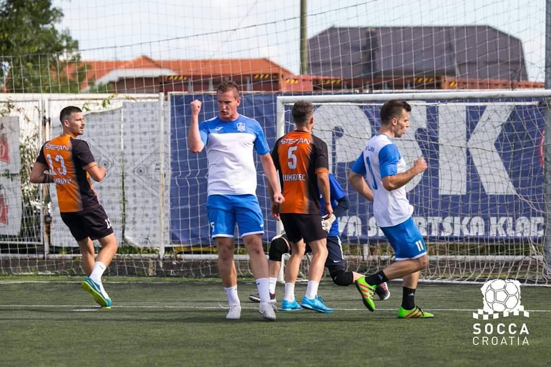 'Bio sam Dinamov junior, a sad sam prvak u socca nogometu'