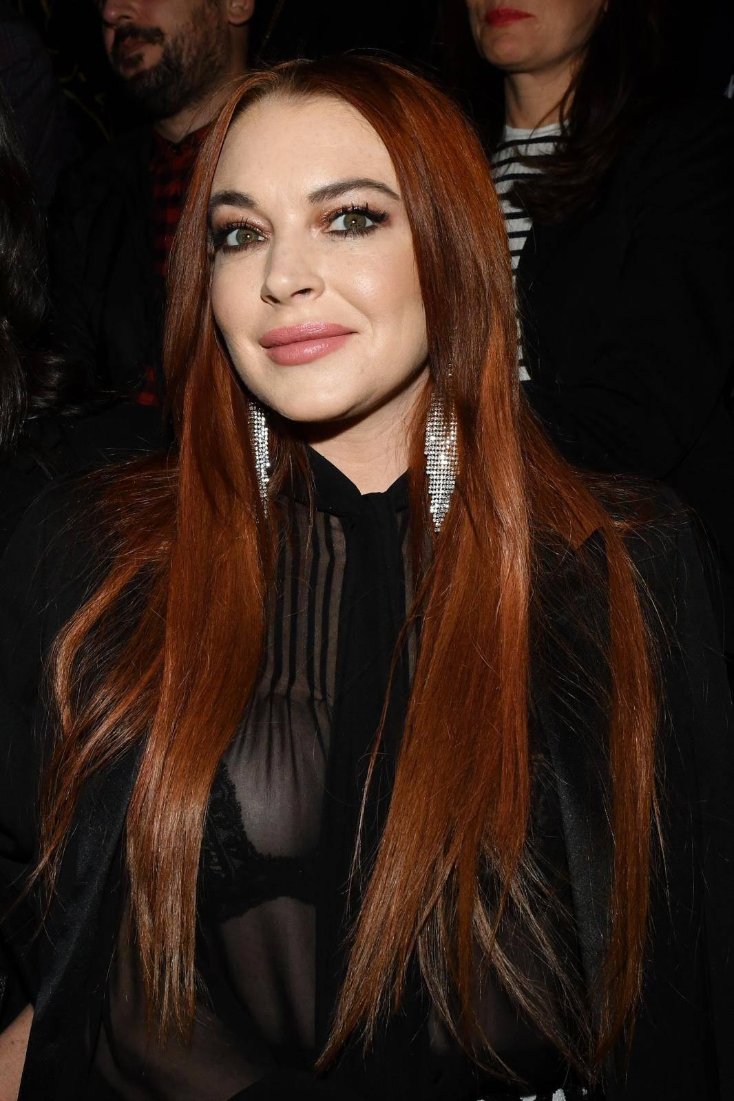 Lindsay Lohan And Saudi Crown Prince MBS Might Be Dating