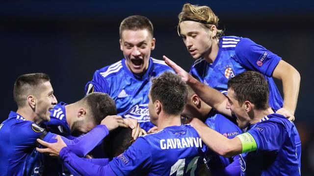 Zagreb: Dinamo i Wolfsberger susreli se u 3. kolu Europske lige