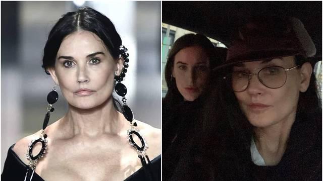 Demi objavila privatnu fotku iz Pariza: Što si napravila s licem?