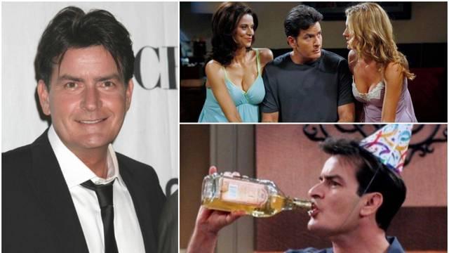 Sheen je bio najplaćeniji pa sve spiskao na poroke i alimentacije