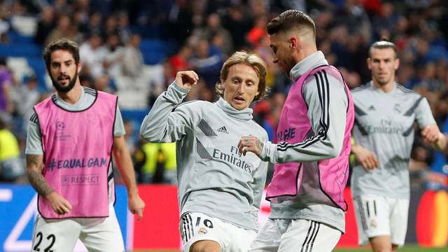 Champions League - Group Stage - Group G - Real Madrid v Viktoria Plzen