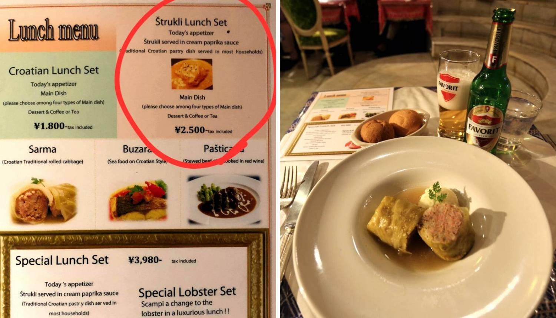 Japanci pripremaju hrvatska jela: Sarmu, pašticadu, štrukle