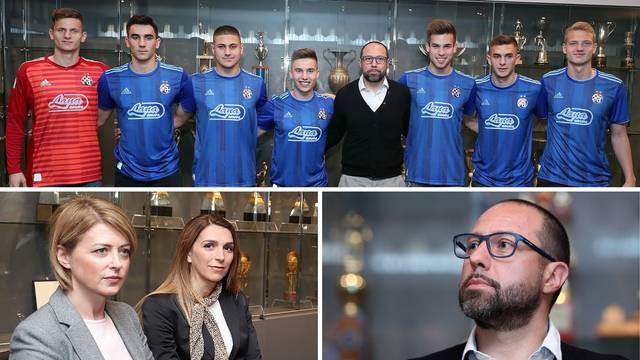 Svečana presica na Maksimiru: Predstavili Dinamo budućnosti