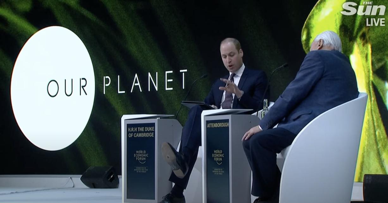 Globalnu nagradu za zaštitu okoliša utemeljio princ William
