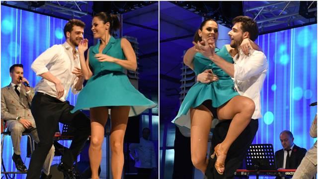 Zavrtjeli se: Marko i Viktorija Rađa ponovili svoj 'prljavi' ples