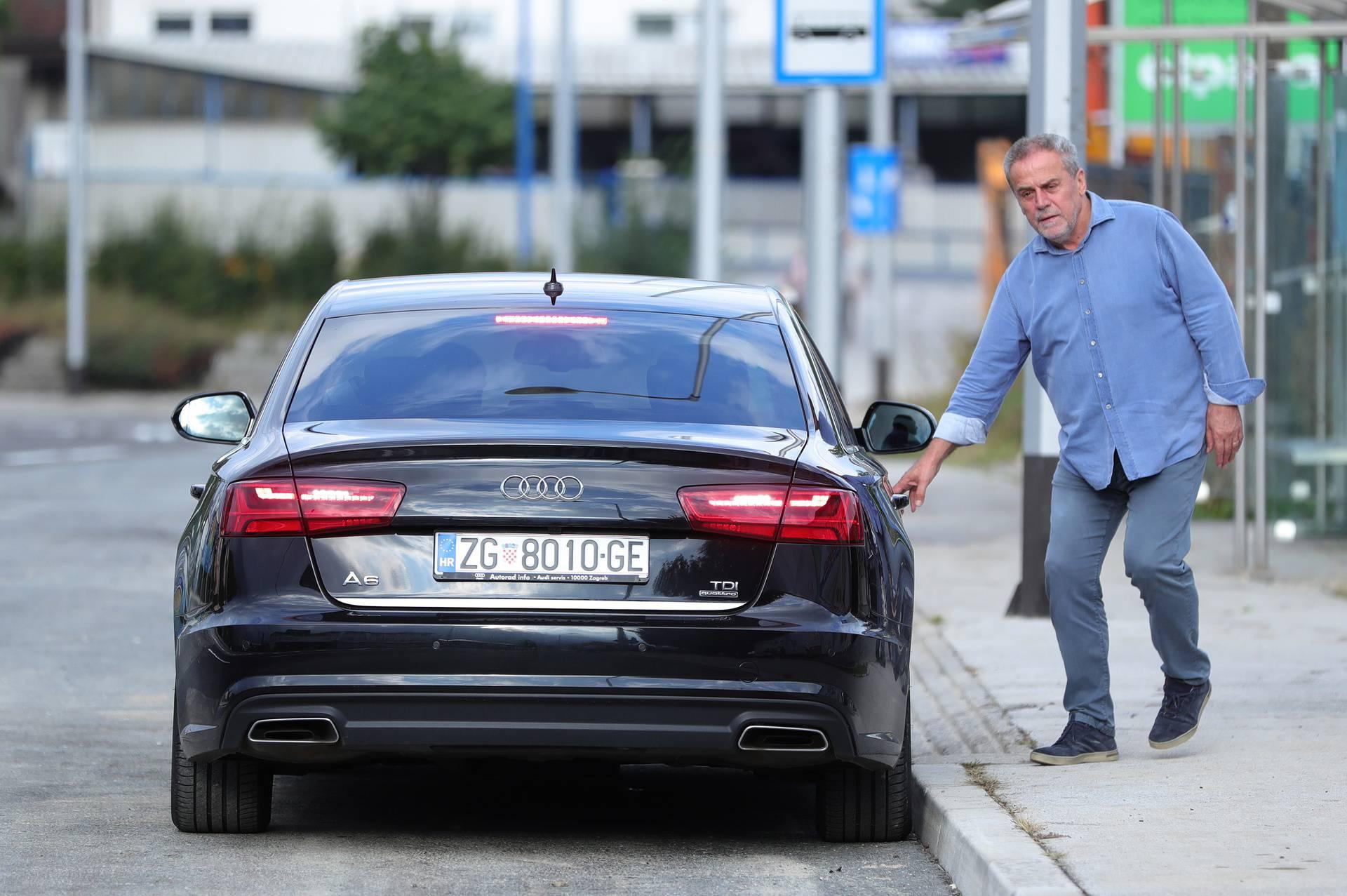 Zagreb:  Gradonačelnik Bandić pustio u promet Ulicu Velimira Škorpika