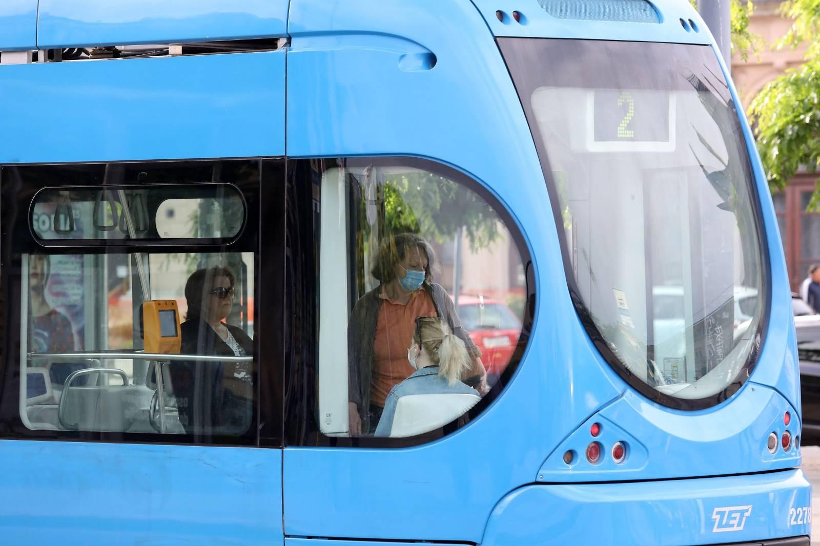 Zagreb: ZET od danas pustio u prometu još sedam tramvajskih linija