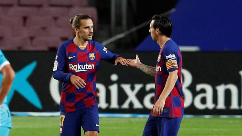 'Griezmann  treba tom Messiju pokazati gdje mu je mjesto...'