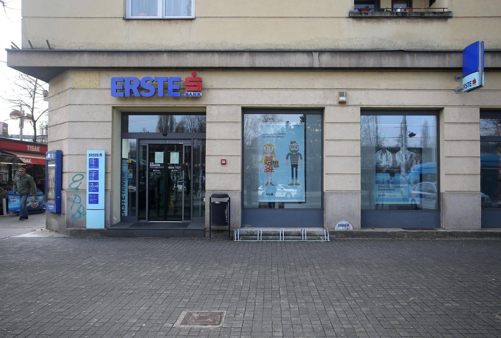 Erste banka privremeno otvara dodatnih 12 poslovnica