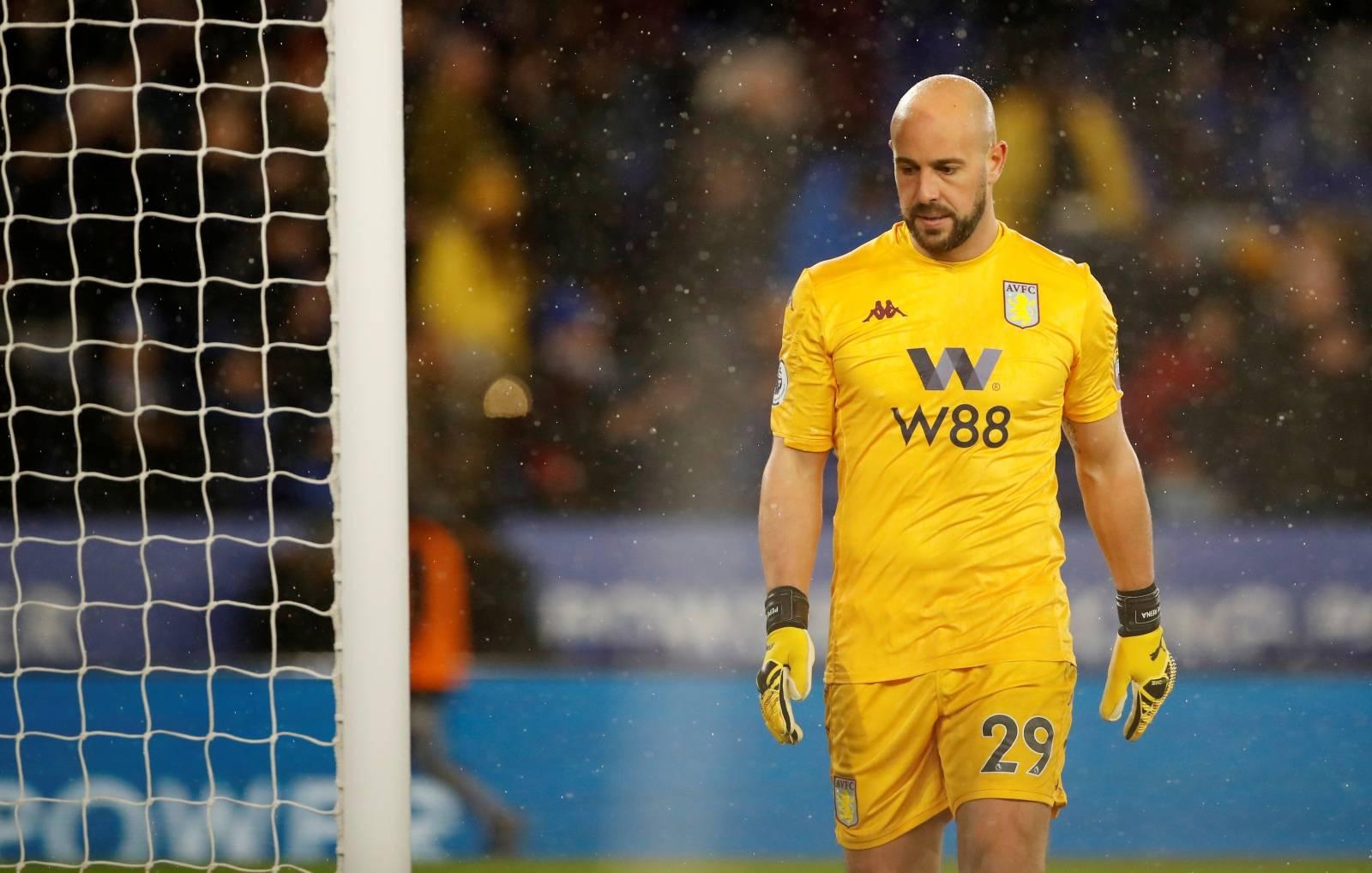 Premier League - Leicester City v Aston Villa
