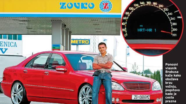 Lijepo je kad srpska policija štiti Hrvate od divljeg vozača