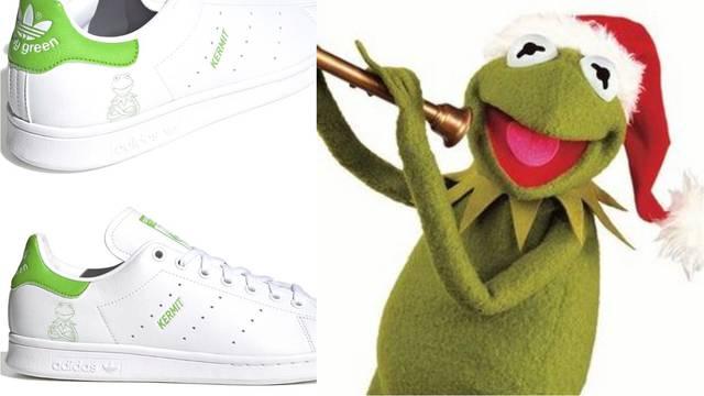 Stylish Muppeti: Kermit bira hit tenisice sa zelenim tonovima